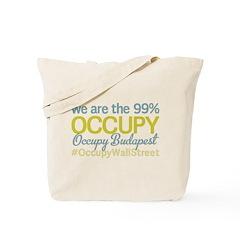 Occupy Budapest Tote Bag
