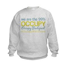 Occupy Budapest Sweatshirt