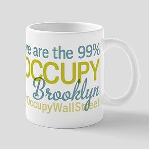 Occupy Brooklyn Mug