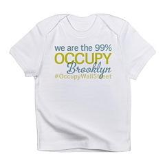 Occupy Brooklyn Infant T-Shirt