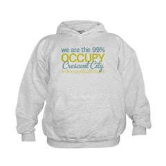 Occupy Crescent City Hoodie