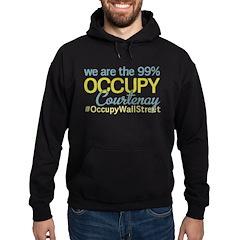 Occupy Courtenay Hoodie (dark)