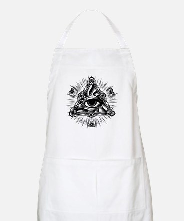 All Seeing Eye Apron