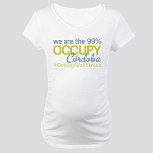 Occupy C?rdoba Maternity T-Shirt