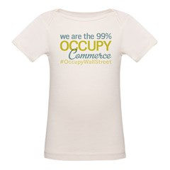 Occupy Commerce Township Tee