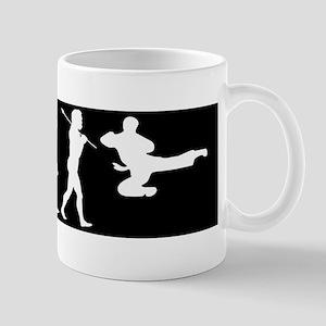 Evolve - Flying Kick Mug