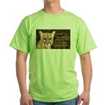 You Voted Against Ron Paul? Green T-Shirt