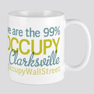 Occupy Clarksville Mug