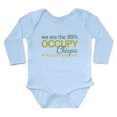Occupy Chiapa Long Sleeve Infant Bodysuit