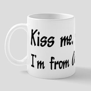 Kiss Me: Cordoba Mug