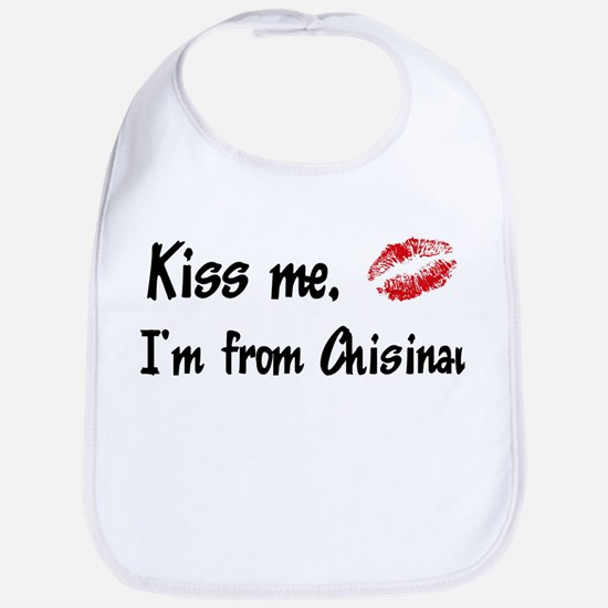 Kiss Me: Chisinau Bib