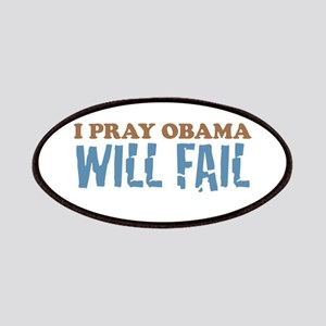 I Pray Obama Will Fail Patches