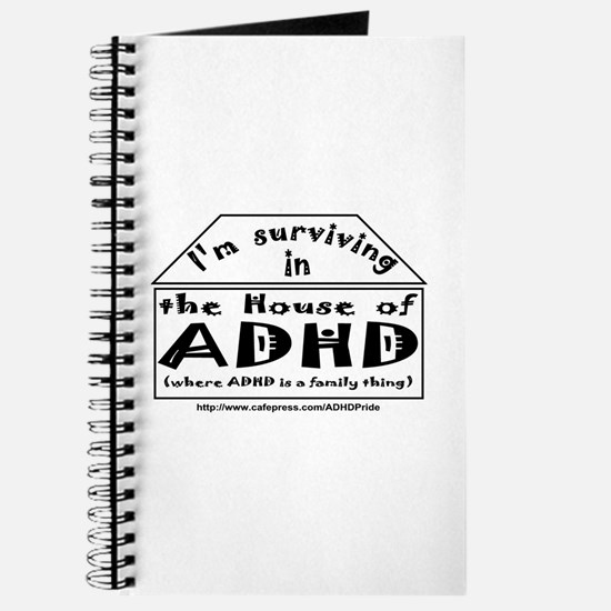 House of ADHD journal