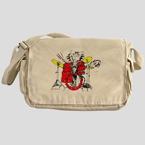 WILDCAT DRUMMER™ Messenger Bag