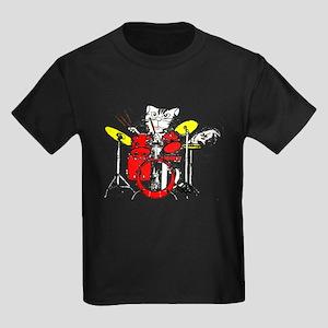 WILDCAT DRUMMER™ Kids Dark T-Shirt