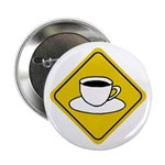 Coffee Crossing Sign Button