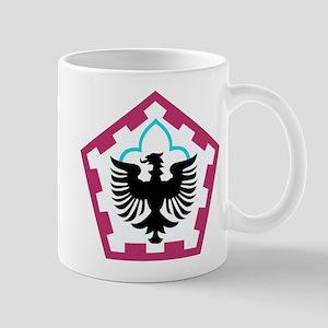 DUI - 555th Engineer Brigade Mug