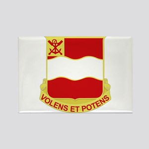 DUI - 4th Engineer Bn Rectangle Magnet