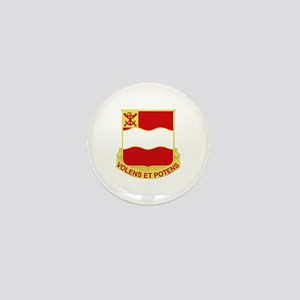DUI - 4th Engineer Bn Mini Button