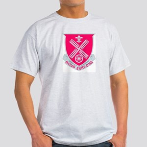 DUI - 52nd Engineer Bn Light T-Shirt