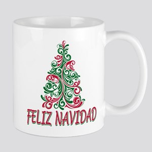 Feliz Navidad Mug