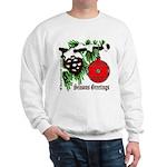 Christmas Red Ball Sweatshirt