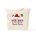 Santa Claus Rules Tote Bag