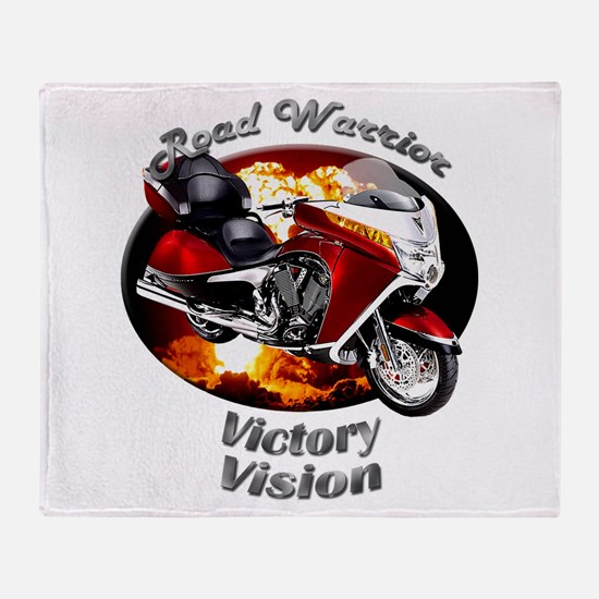 Victory Vision Throw Blanket