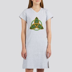 Celtic Trinity Knot Women's Nightshirt