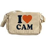 Cam Love Messenger Bag