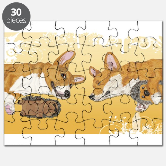 Best Buds Puzzle