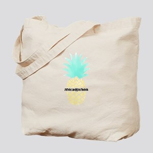 Sigma Lambda Gamma Pineapple Tote Bag