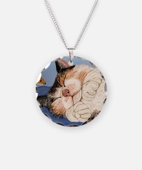 Catnapping Necklace