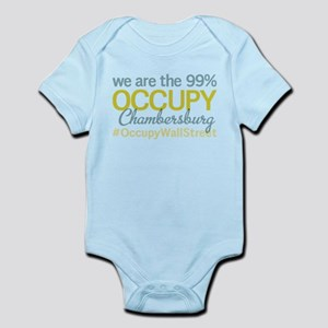 Occupy Chambersburg Infant Bodysuit