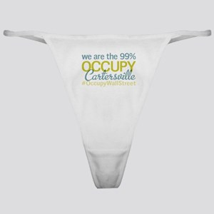 Occupy Cartersville Classic Thong