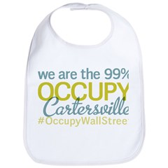 Occupy Cartersville Bib