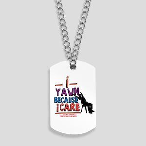 Yawn Care 04 Dog Tags