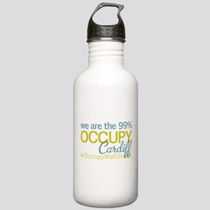 Occupy Cardiff Stainless Water Bottle 1.0L