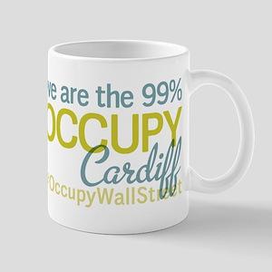 Occupy Cardiff Mug