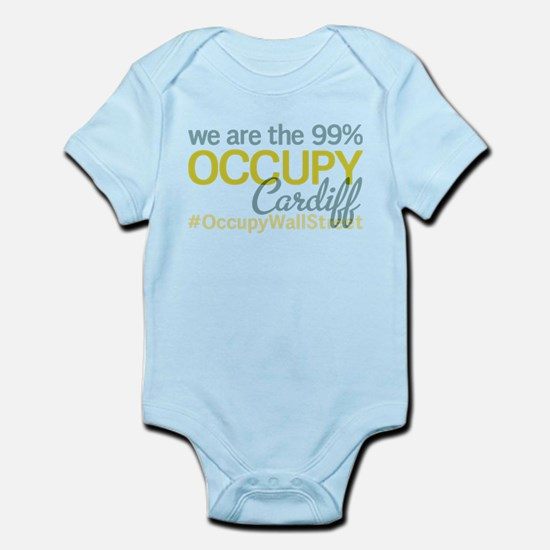 Occupy Cardiff Infant Bodysuit