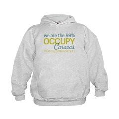 Occupy Caracas Hoodie
