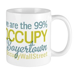 Occupy Boyertown Mug