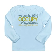 Occupy Boyertown Long Sleeve Infant T-Shirt