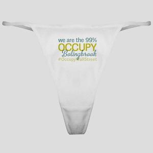 Occupy Bolingbrook Classic Thong