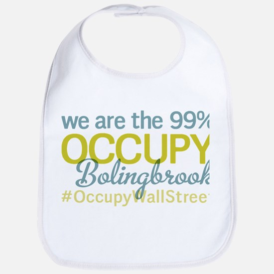Occupy Bolingbrook Bib