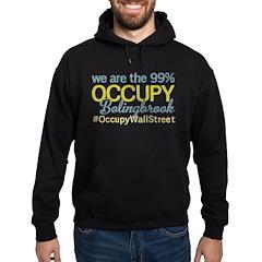Occupy Bolingbrook Hoodie (dark)