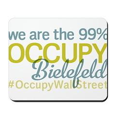 Occupy Bielefeld Mousepad