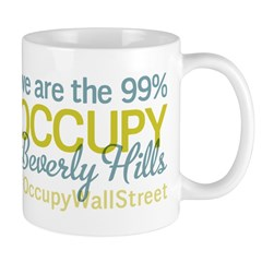 Occupy Beverly Hills Mug