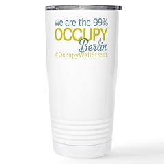 Occupy Berlin Stainless Steel Travel Mug