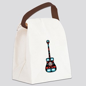PLAY IT NOW Canvas Lunch Bag